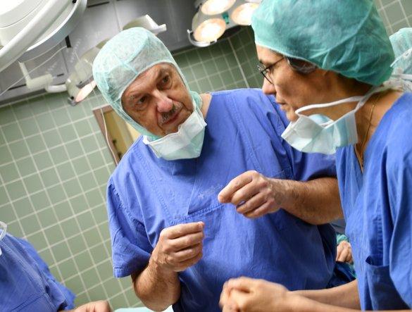Middlesex Krankenhaus Gewichtsverlust Chirurgie