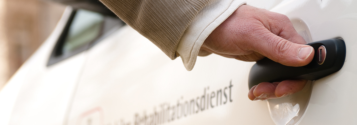Mobiler Rehabilitationsdienst